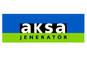 AKSA JENERATÖR Logo